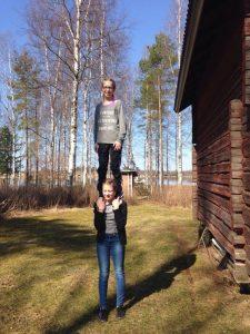 Annukka ja Salli