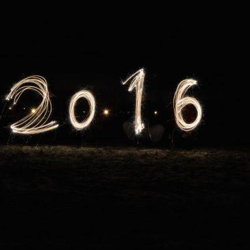 Valoisaa ja seikkailuntäyteistä uutta vuotta 2016!!!