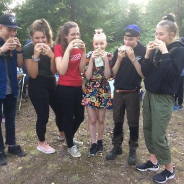 Syyskauden avaus Isosaaressa 27.8.2019